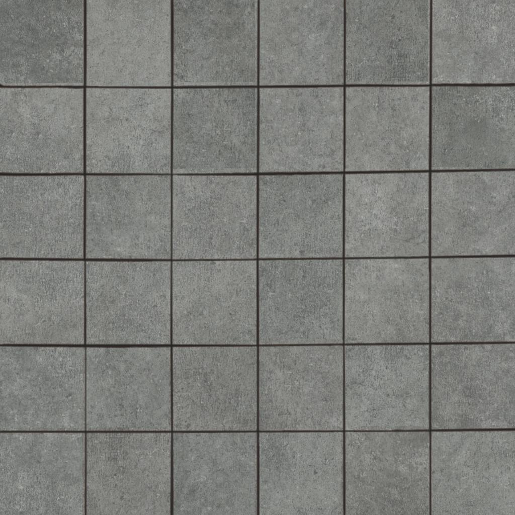 "Black Mosaic 2"" x 2"""