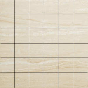 Beige Mosaic 2 x 2