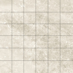 2 x 2 Greige Mosaic