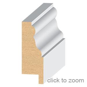 """Panel Cap With 1/4"""" x 1/2"""" Rab't  3/4"""" x 2"""""""