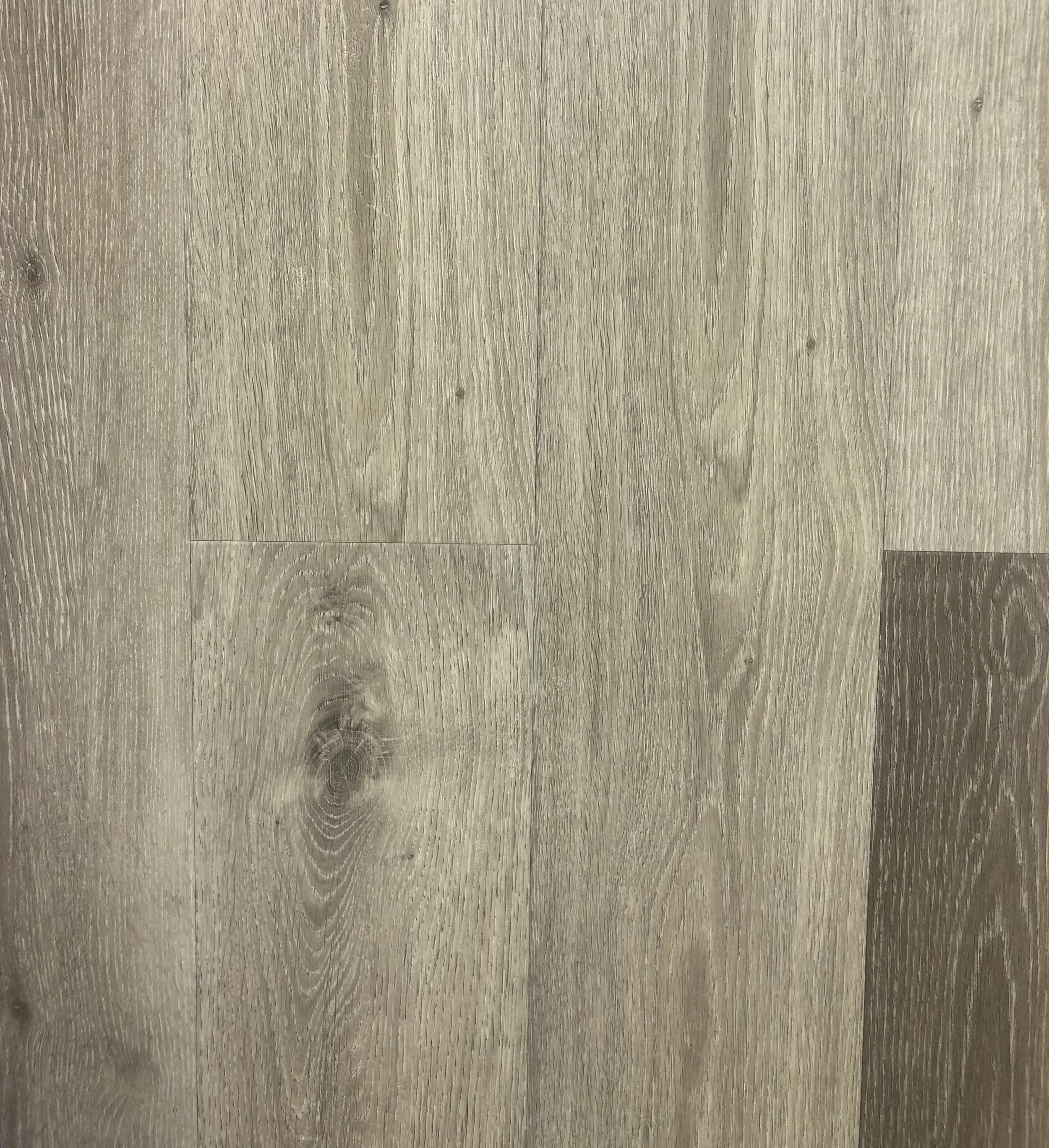 "CA Flooring - London Grey  Thickness: 6.5mm  Width: 7""  Length: 48"""