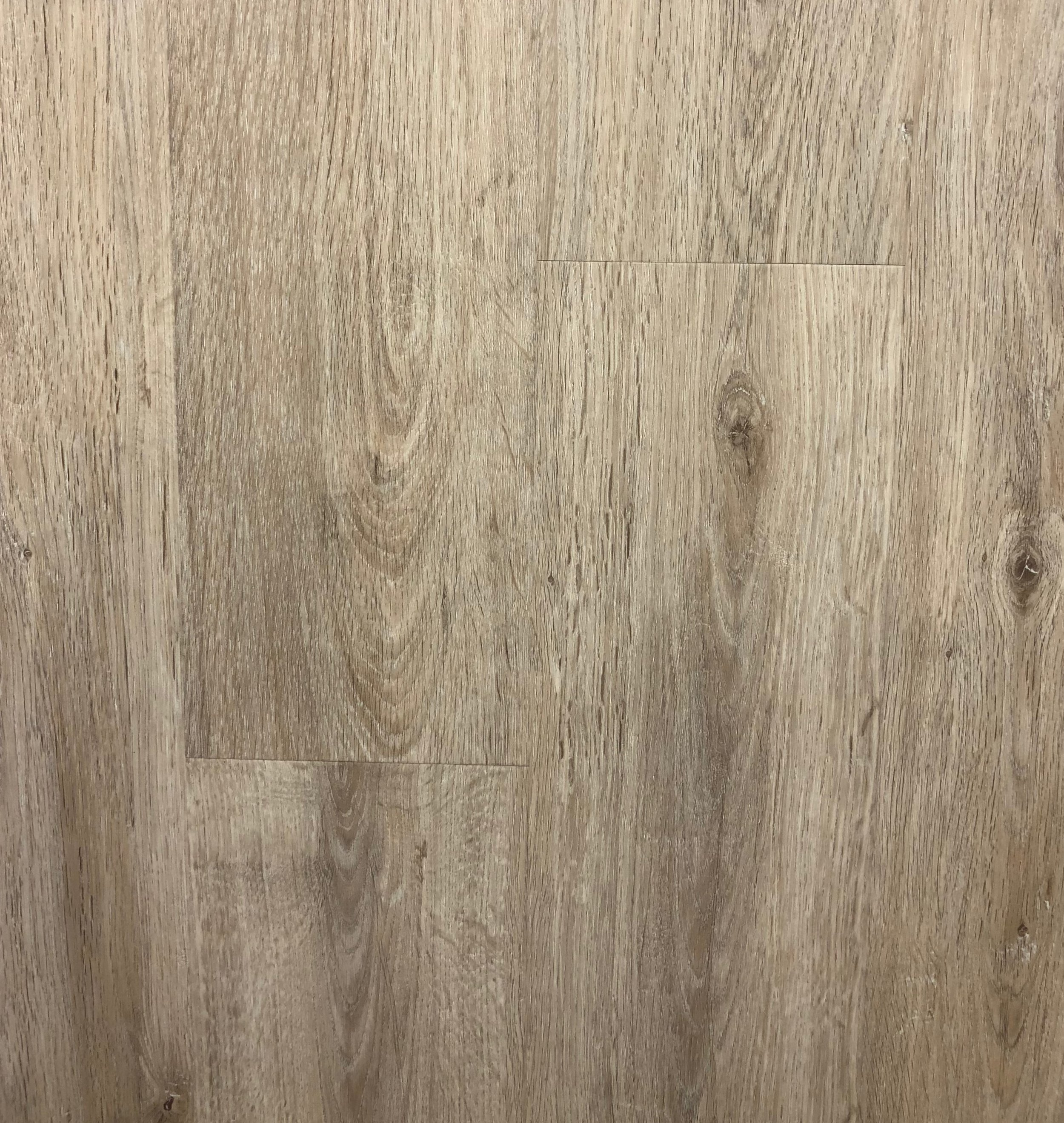 "CA Flooring - Malibu Grey  Thickness: 6.5mm  Width: 7""  Length: 48"""