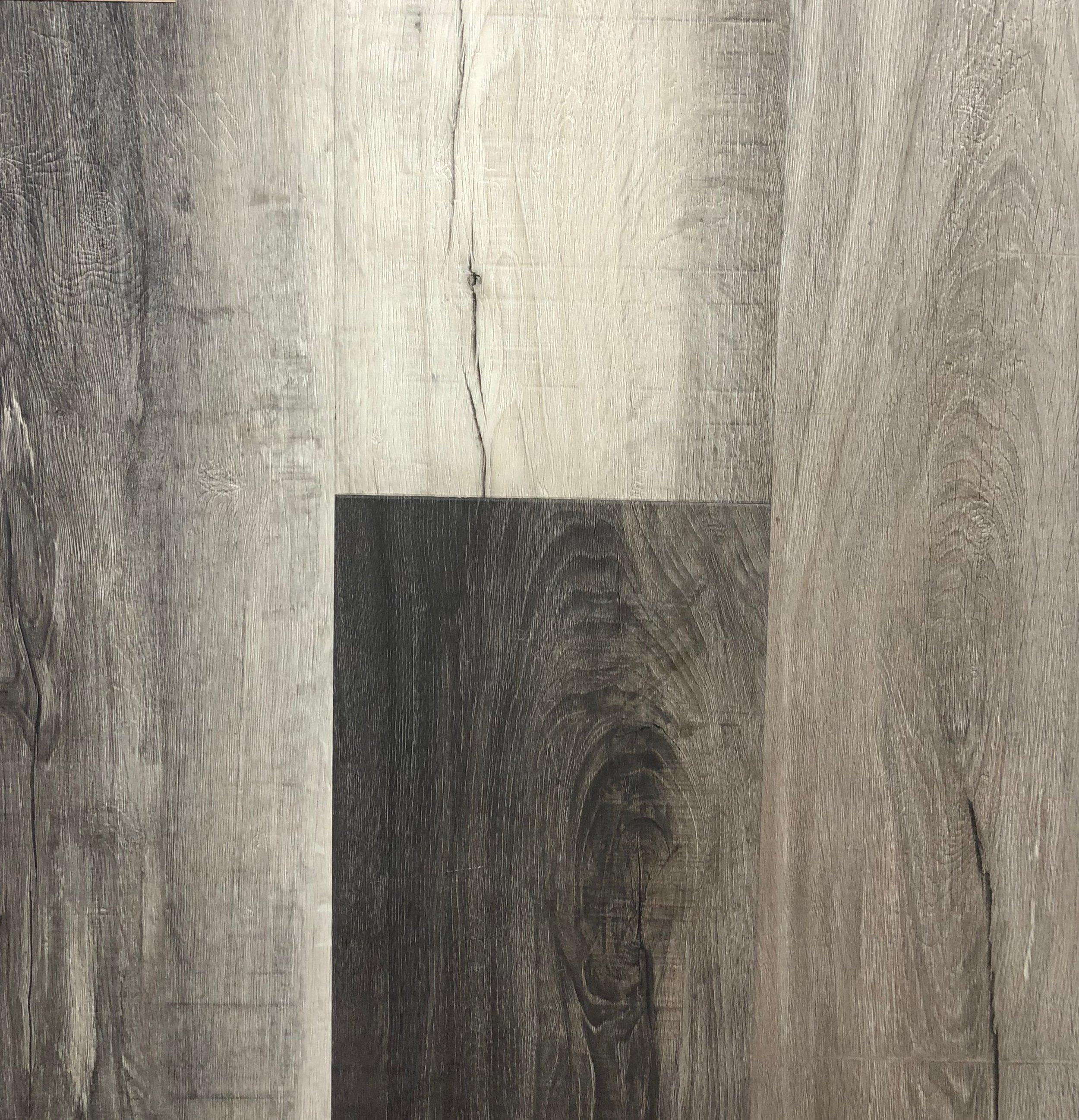 "CA Flooring Milano Grey  Thickness: 6.5mm  Width: 9""  Length: 72"""