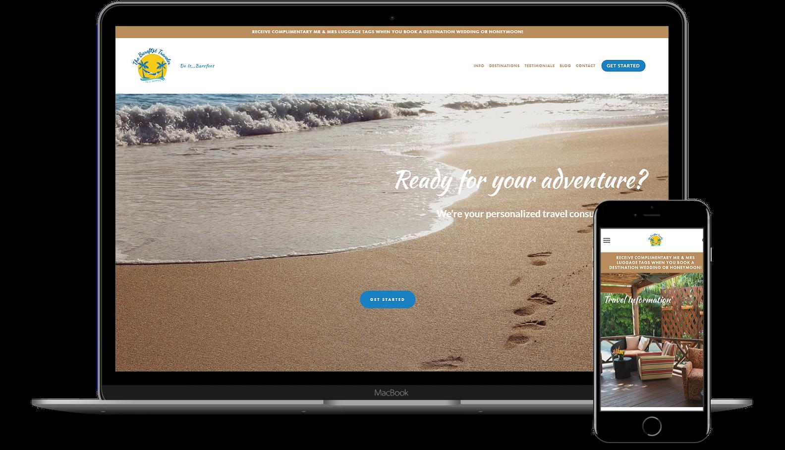 Westerville Ohio Website Designer