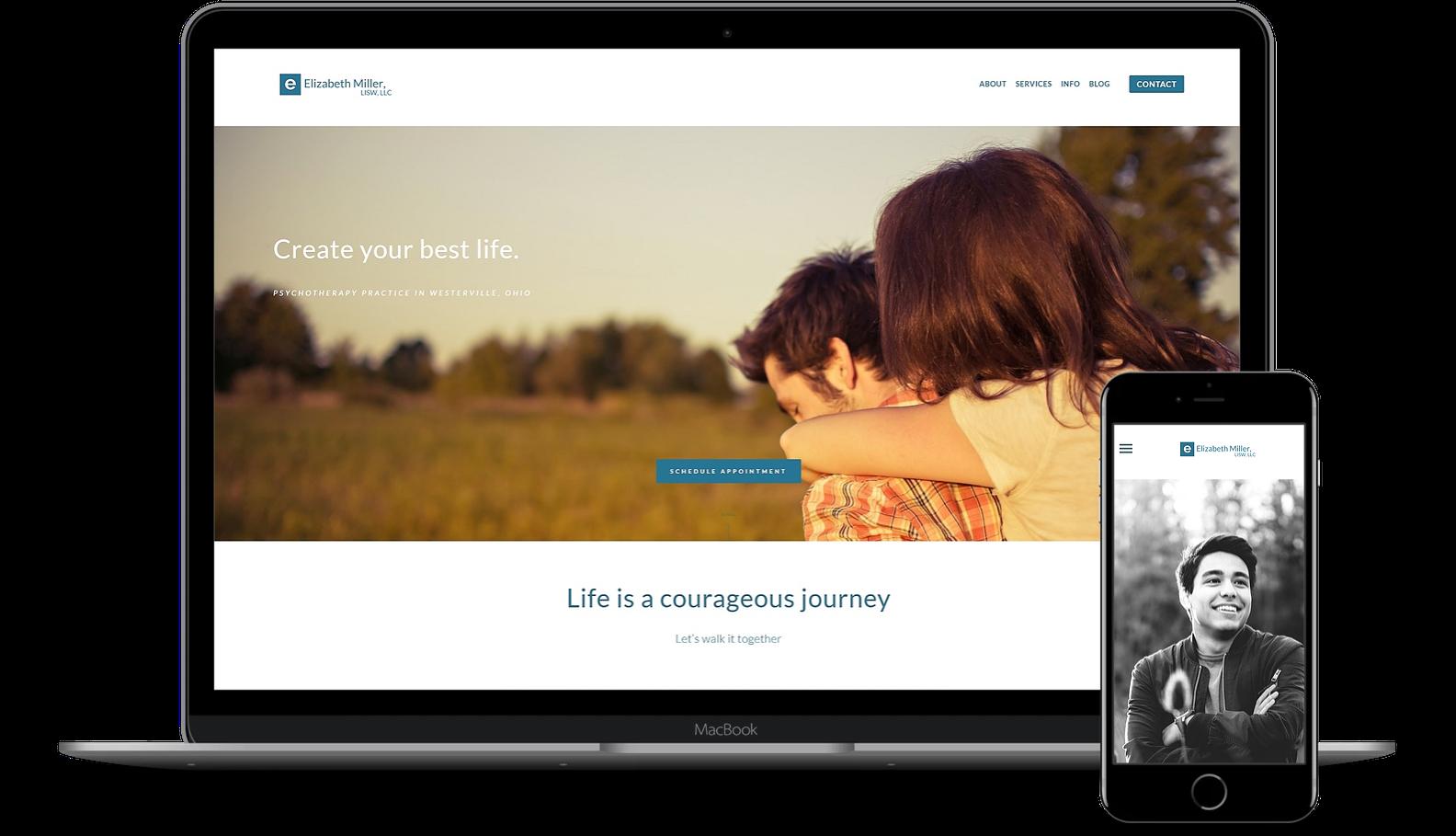 Worthington Ohio Website Design