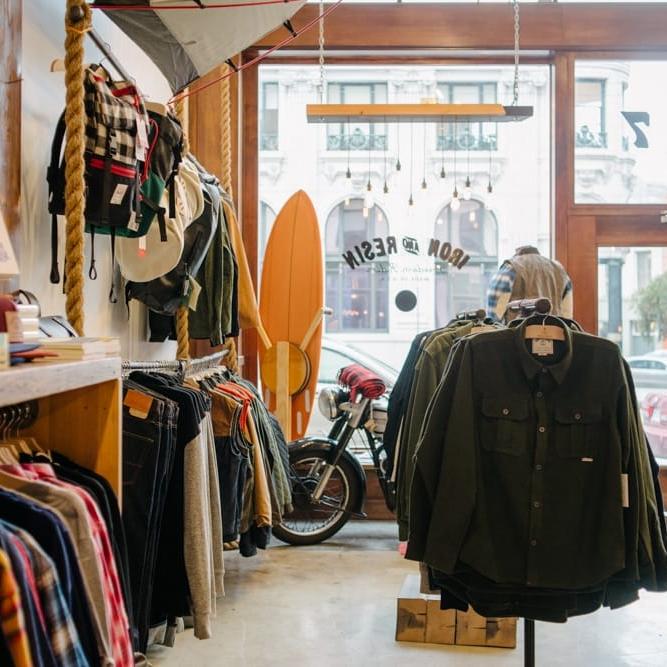 Iron and Resin Garage - San Francisco CA