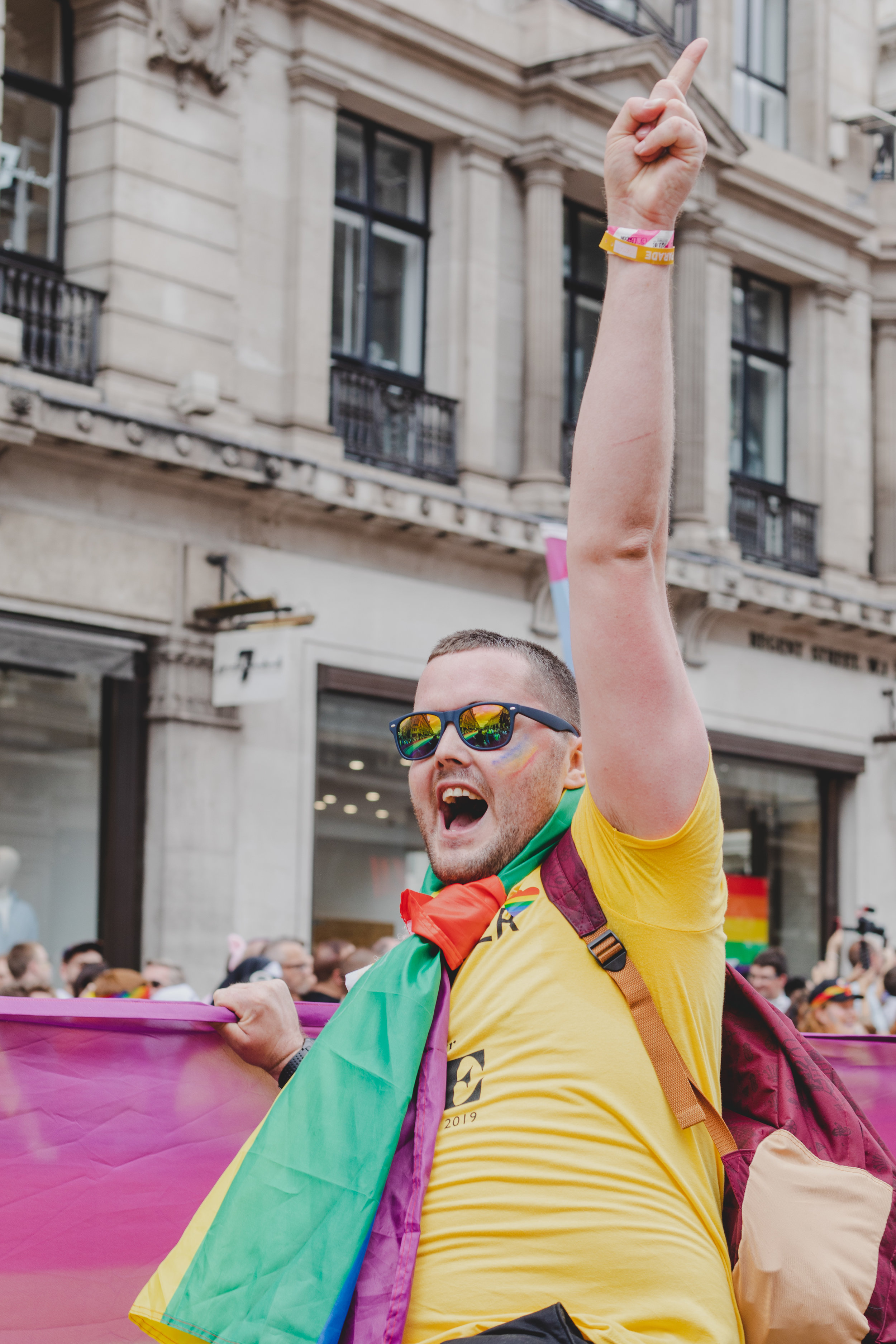 Pride in London 2019 - Flag Bearer