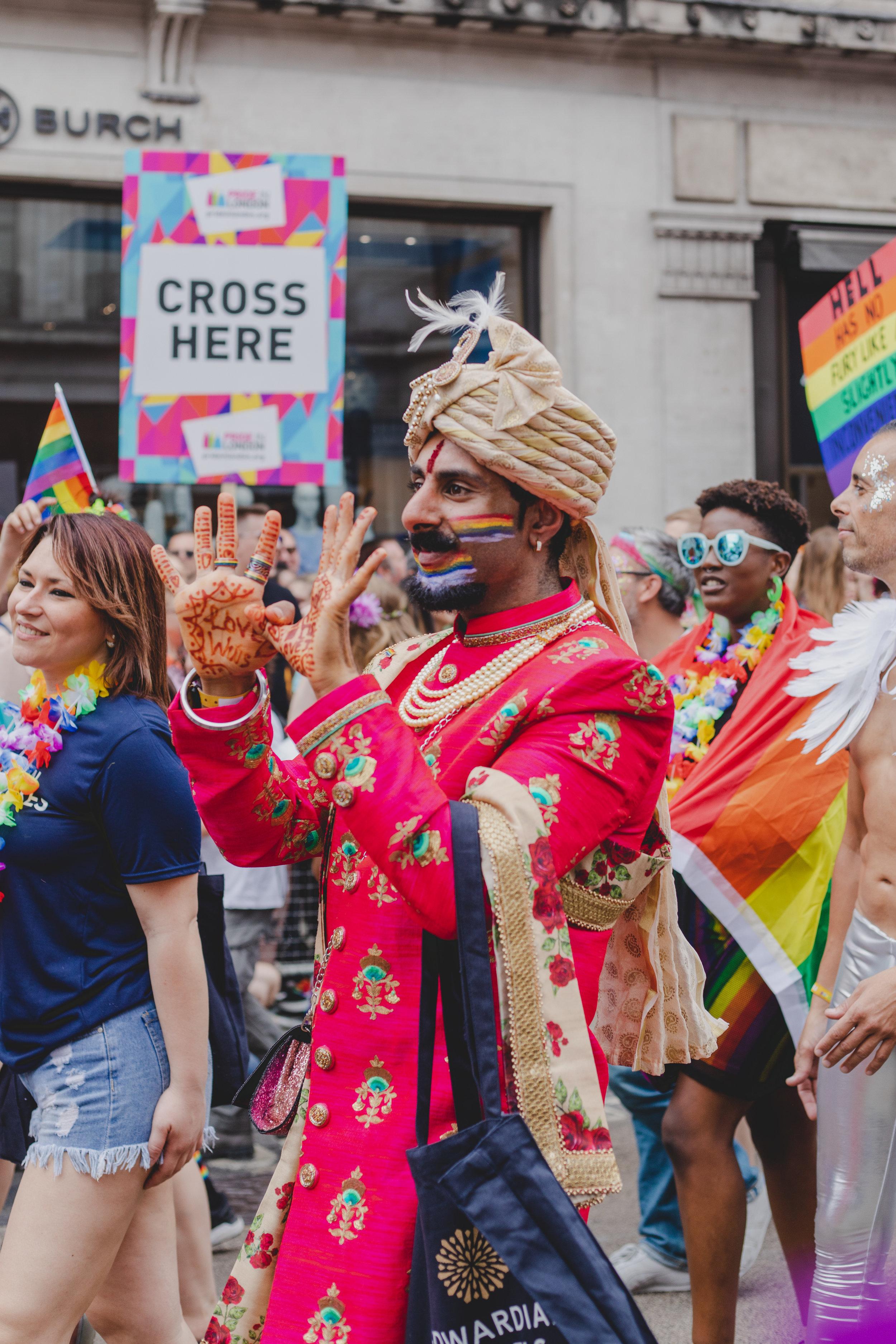 Pride in London 2019 - Edwardian Hotels