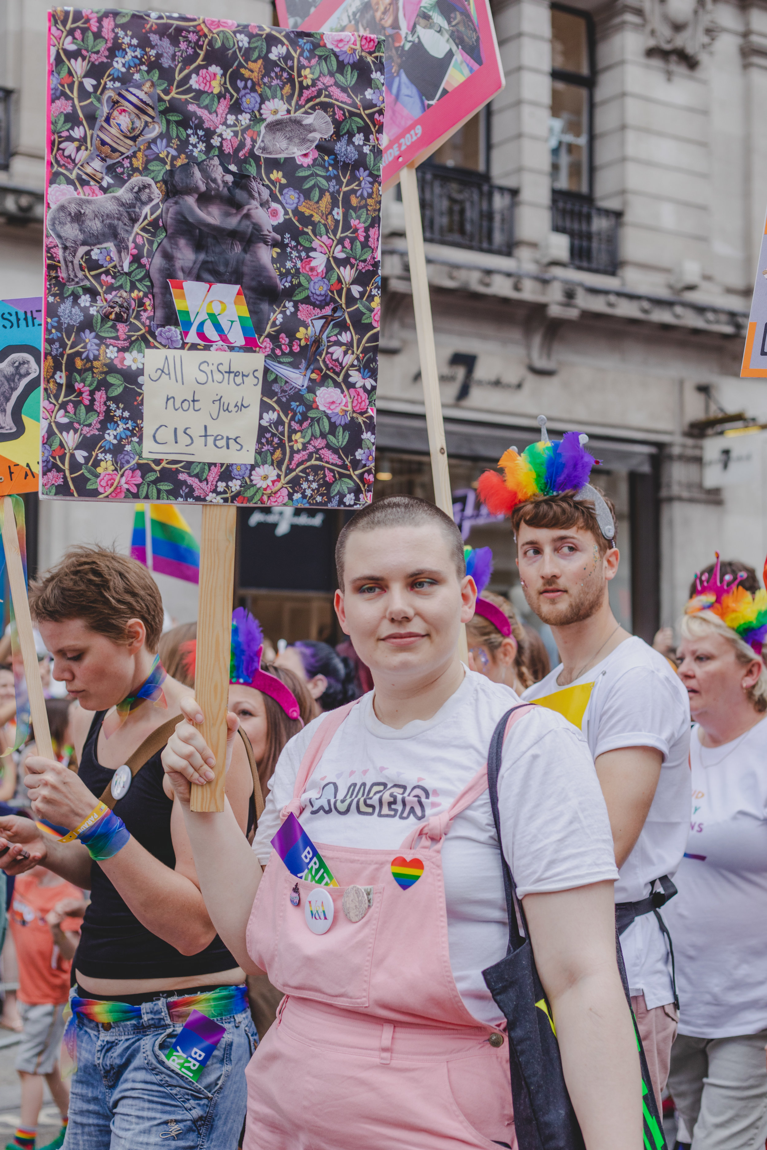 Pride in London 2019 - Museum Pride