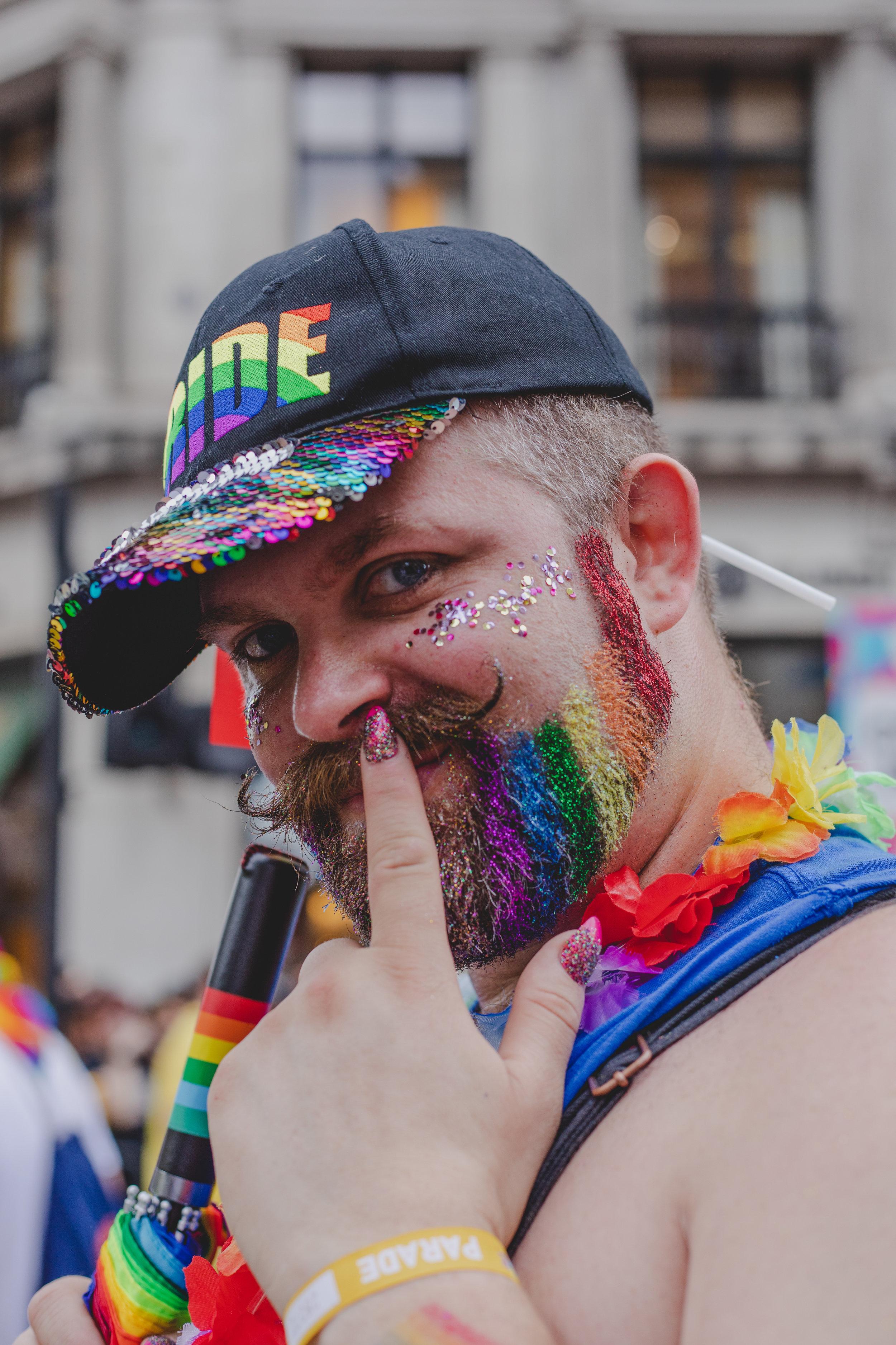 Pride in London 2019 - London Friend