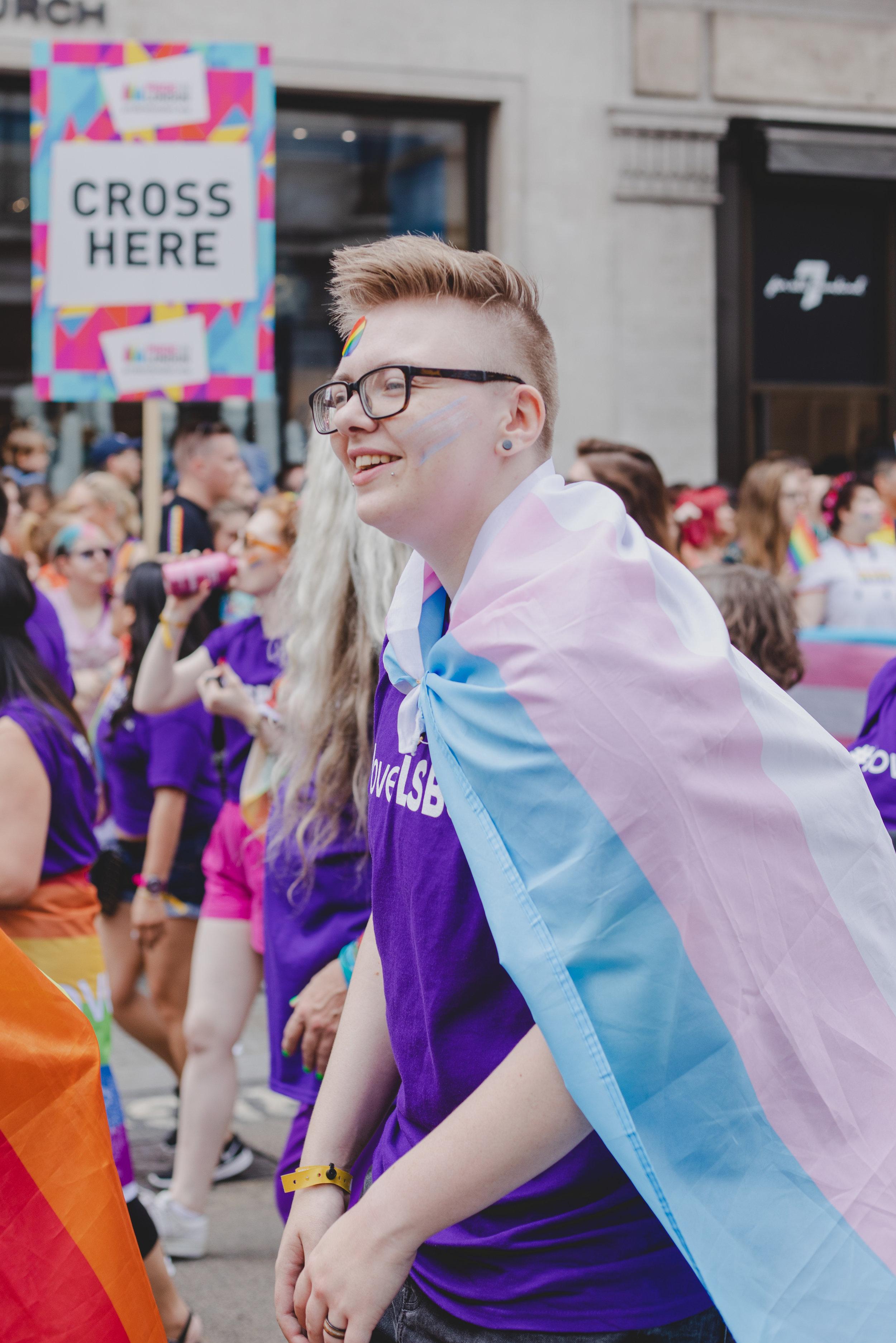 Pride in London 2019 - LBSU