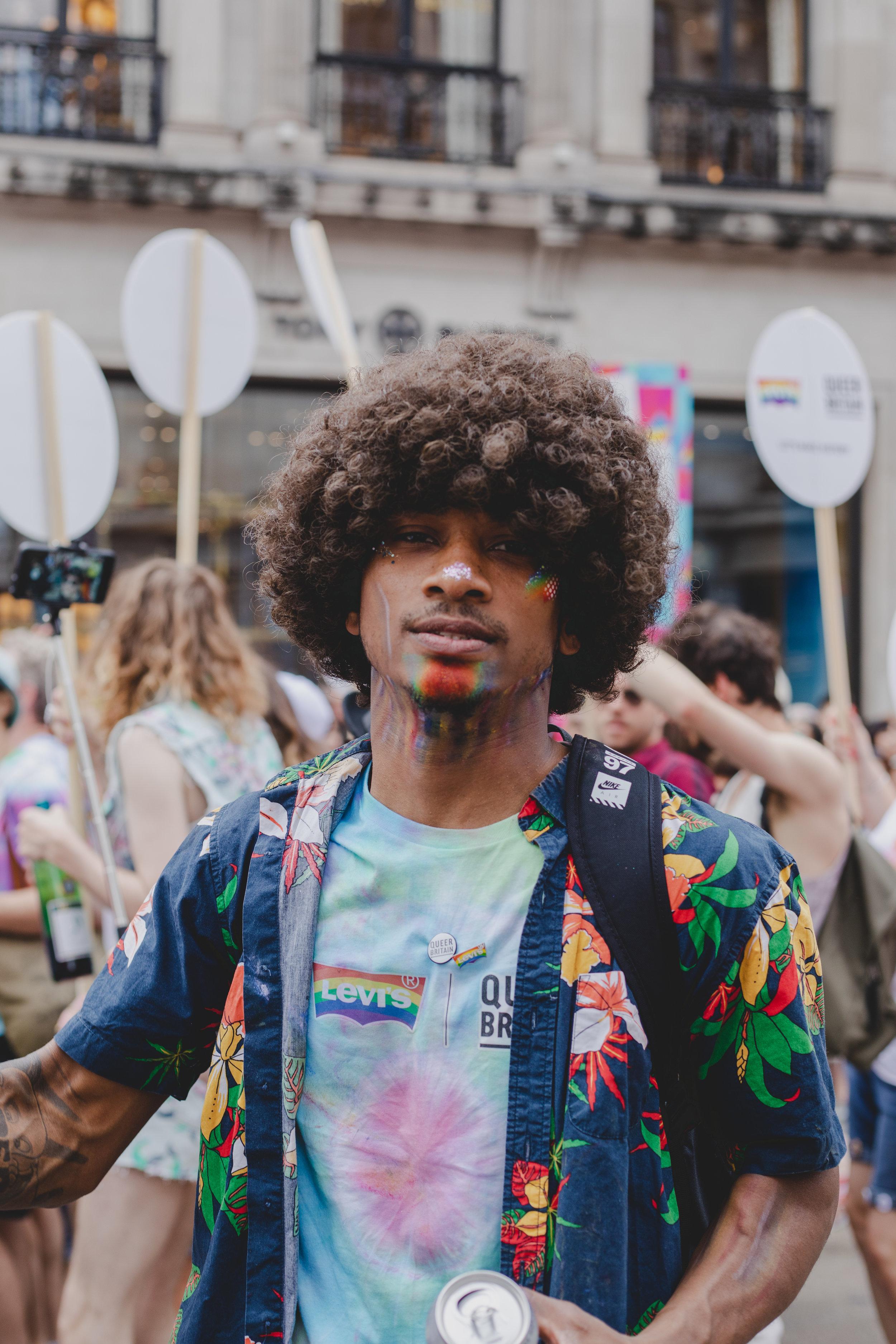 Pride in London 2019 - Queer Britain x Levis