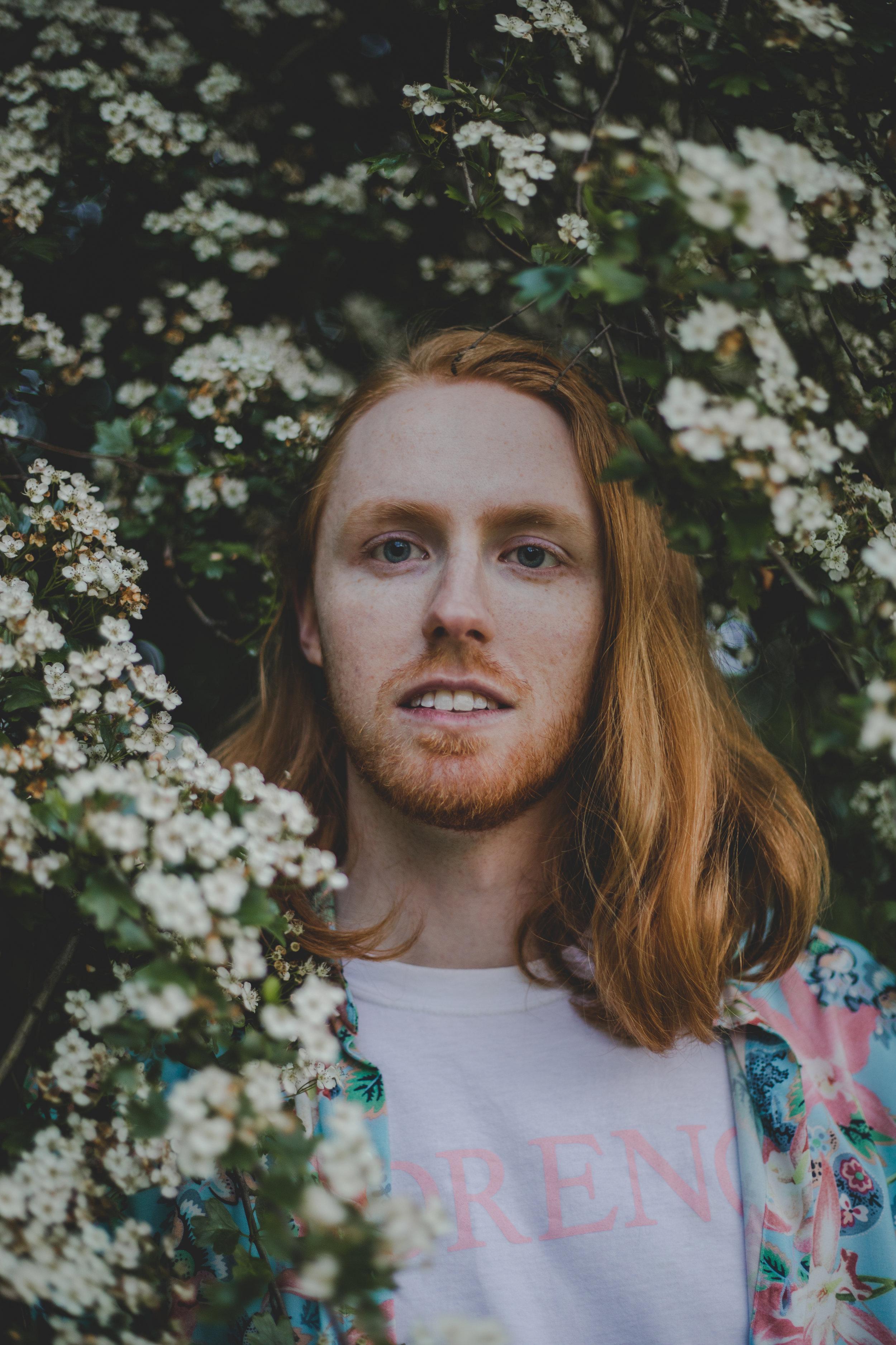 Luke in Bloom