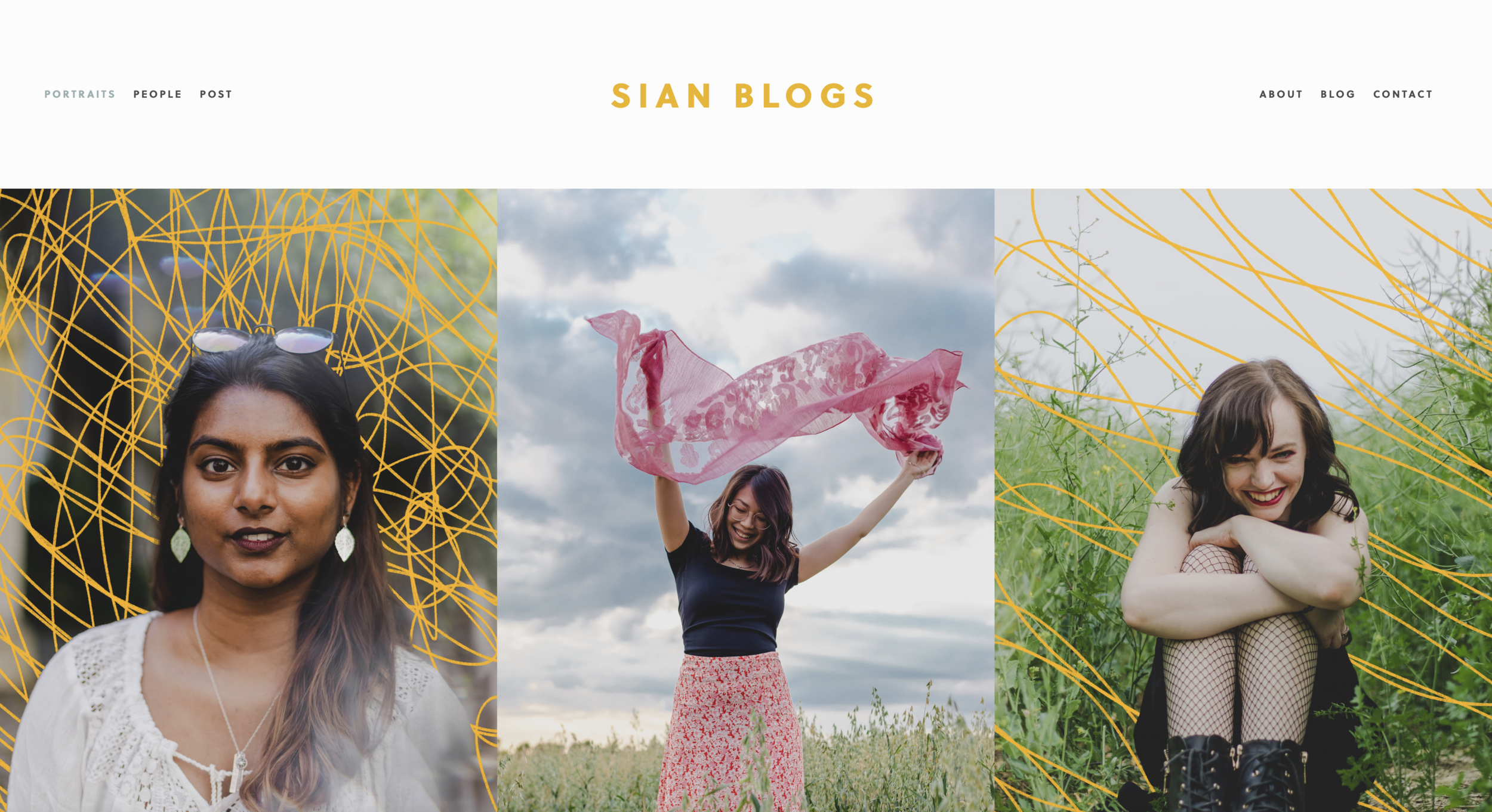 SIAN BLOGS Homepage