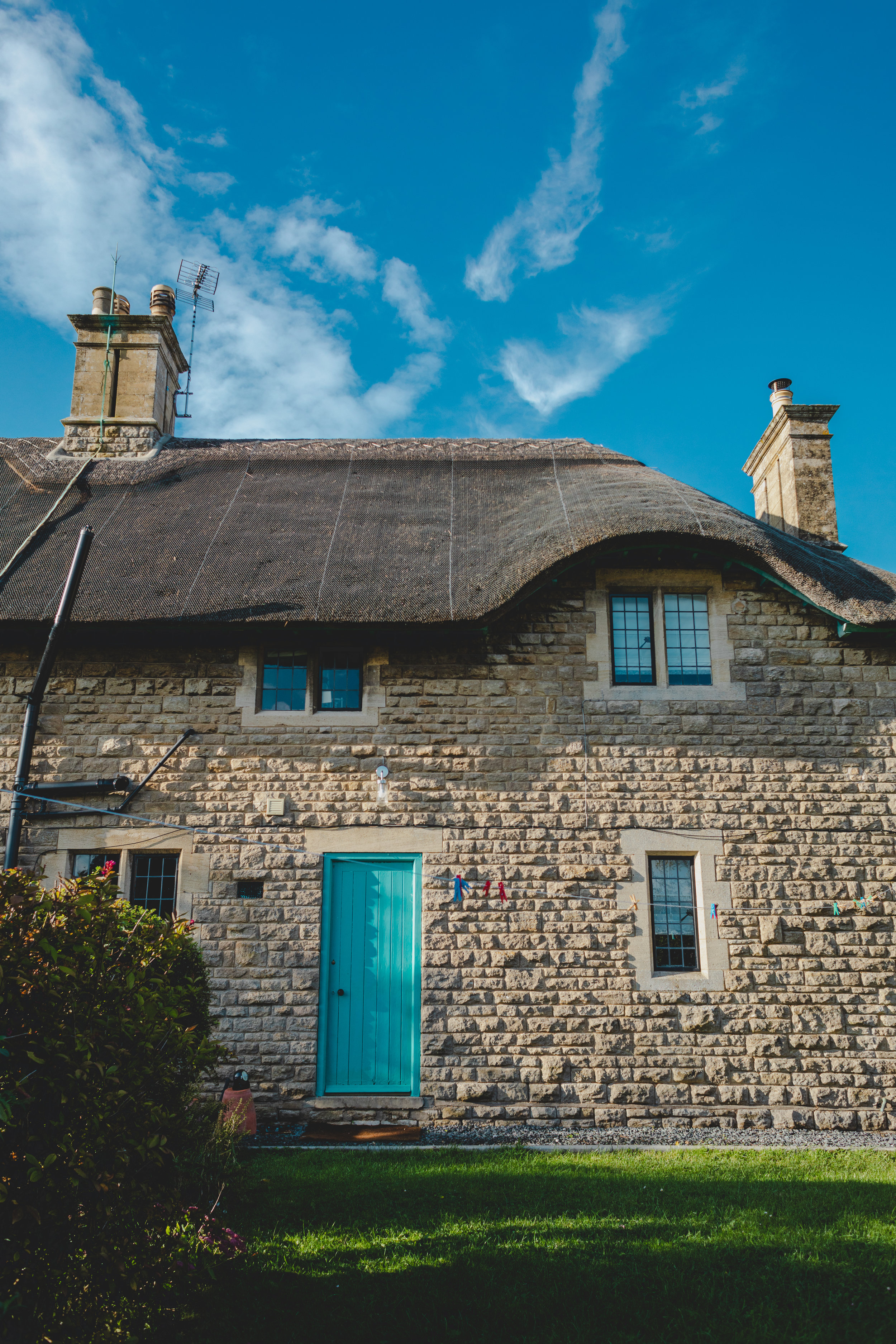 The dreamiest little cottage…
