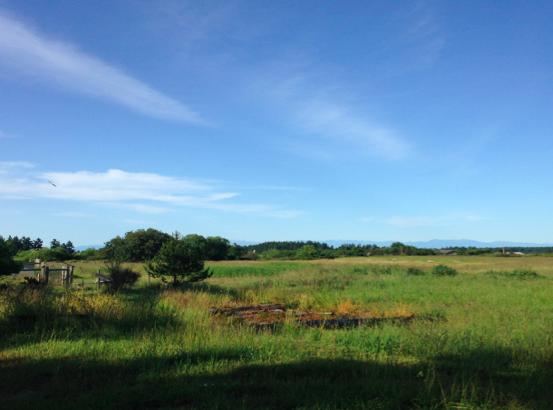 Sweetbriar Farm, Lopez Island, WA.