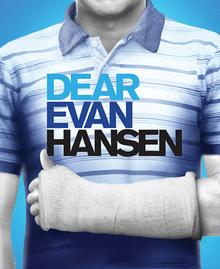Dear Evan Hansen-  Second Stage Theater