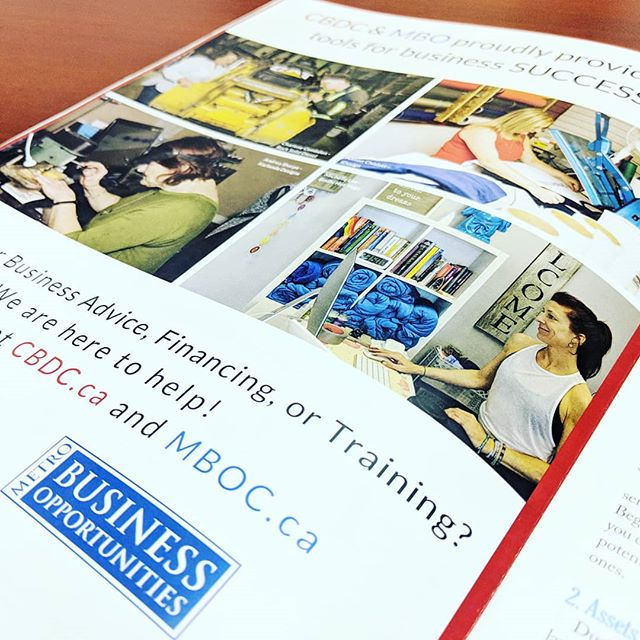 Happy to have #MBObusiness client Michelle Lee of @bodhihotyoga featured in our ad in the winter edition of the @nlowe_org Advisor! We're so proud to work with so many amazing female entrepreneurs!  #Door2Opportunity #StartOrGrow #MBOC #ImpactAtlantic #ImpactYour #MoreThanAStartupLoan #WomenEntrepreneurs #LadyBoss #NLOWE #StartUp #Entrepreneurship #Entrepreneur #SmallBusiness #SmallBiz #NL #709 #YYT #NewfoundlandLabrador #StJohns #MountPearl #CBDC #CBDCNL #Yoga #Yogi #BodhiHotYoga