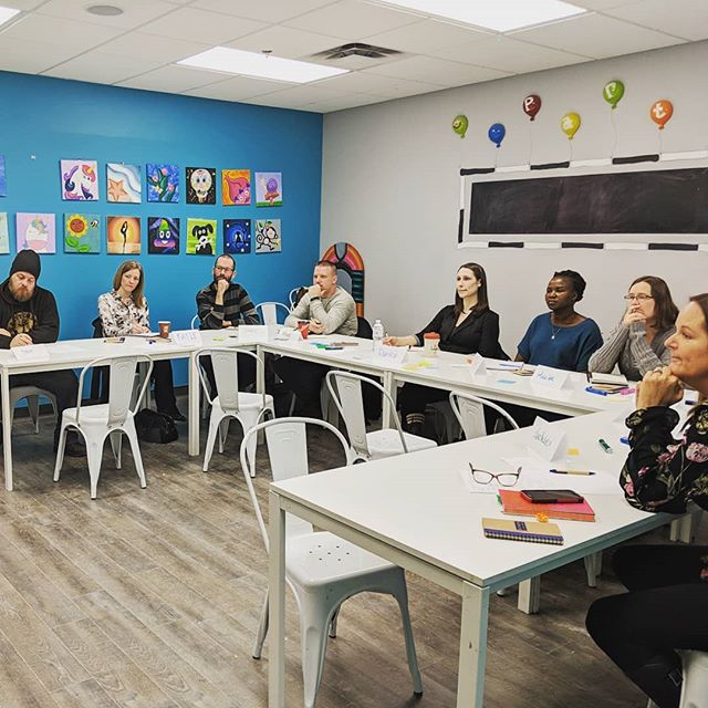 It was great to have so many #MBObusiness clients and other entrepreneurs join us today to improve their business management skills! Everyone enjoyed an informative session with @coachsoniabyrne and left equipped with valuable time management tools!  #MBOC #StartOrGrow #Door2Opportunity #ImpactAtlantic #SelfEmploymentAssistance #SelfEmployed #SelfEmploymentBenefits #Entrepreneur #Entrepreneurship #SmallBusiness #SmallBiz #ProfessionalDevelopment #TimeManagement #SideHustle #YYT #709 #StJohns #MountPearl #NewfoundlandLabrador