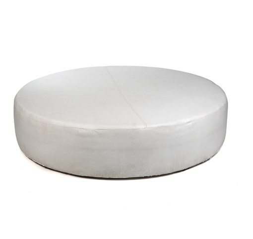 6' ROUND DAYBED