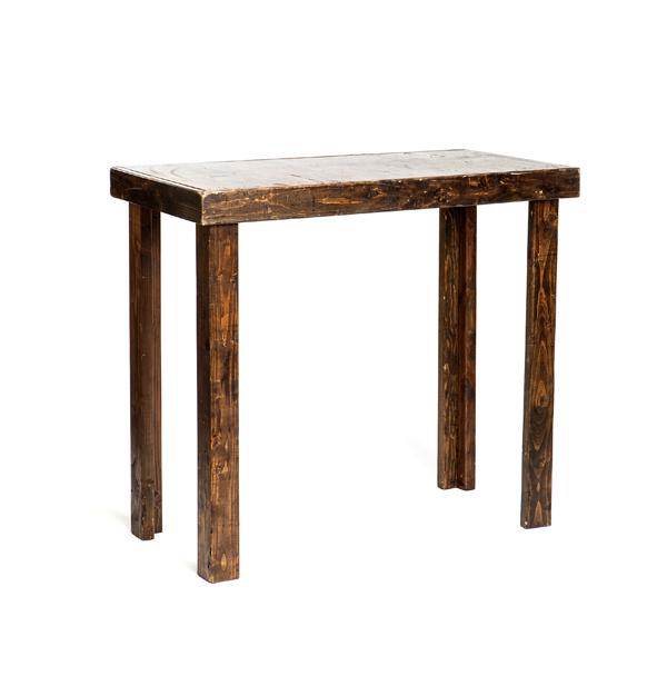 4' X 2' CHARLESTON TABLE