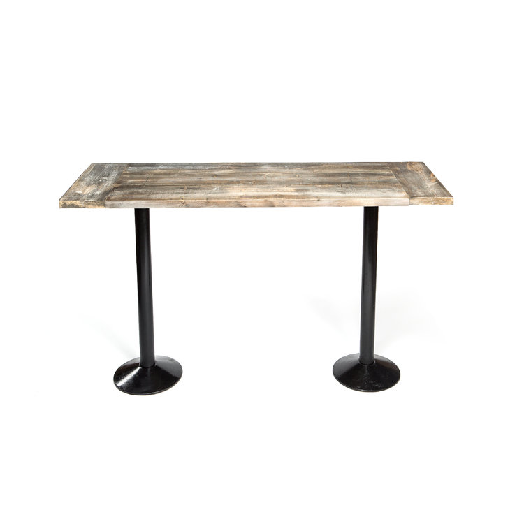 6' DRIFTWOOD COMMUNAL TABLE