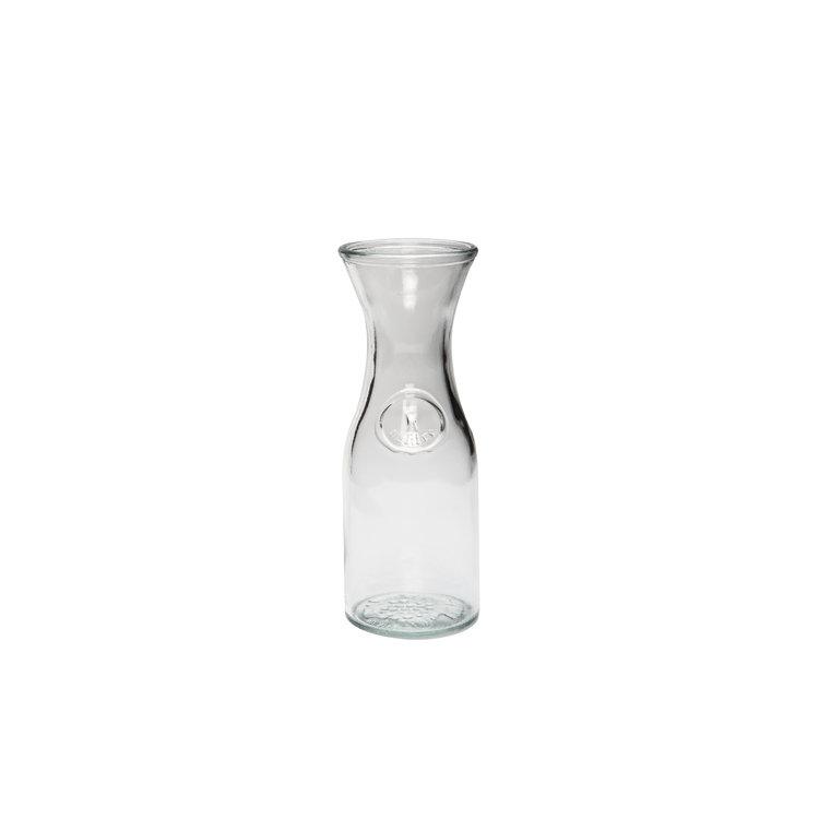 GLASS CARAFE 1L & 1/2L