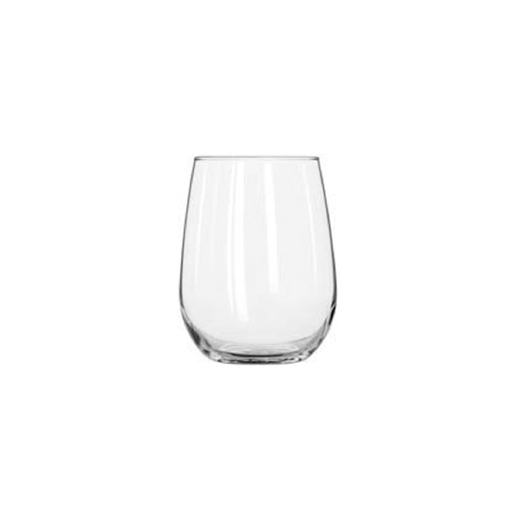 STEMLESS WINE GLASS 17OZ