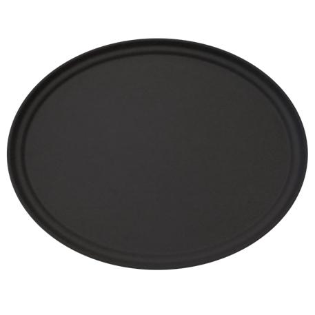 ACRYLIC TRAY BLACK 13 X 13