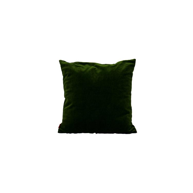 HUNTER GREEN PLUSH