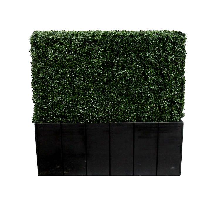 ARTIFICIAL BOXWOOD HEDGE 4'