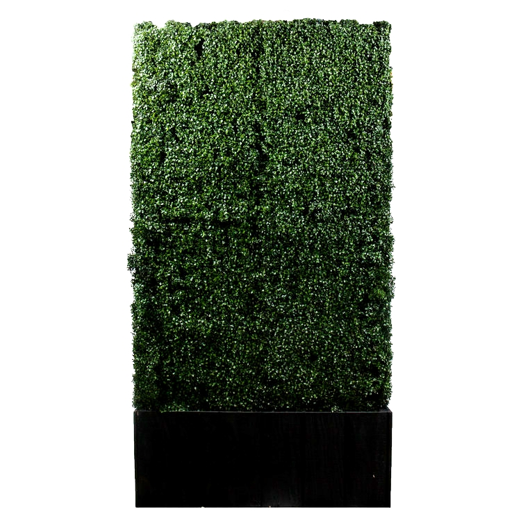 ARTIFICIAL BOXWOOD HEDGE 8'