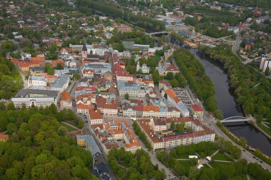 Tartu, Estonia (2015)