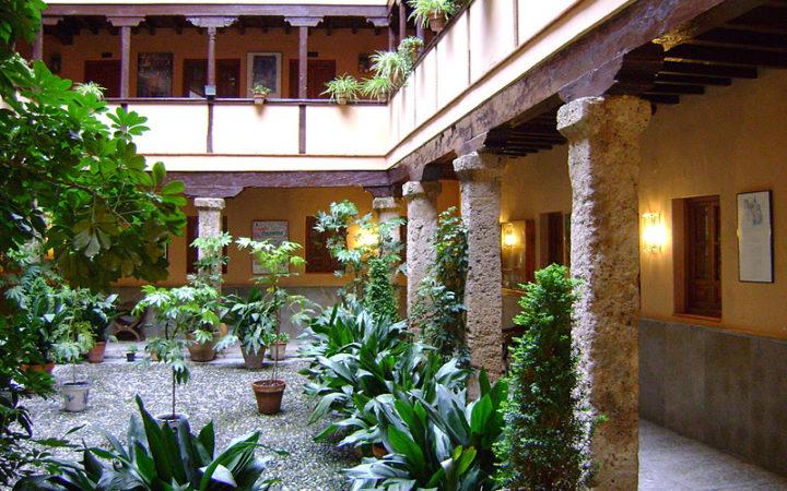 Corrala de Santiago, Granada