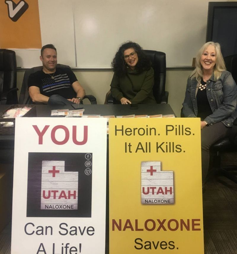 Multiple organizations joined forces on Jan. 13 at the Southeastern Utah Health Department (SEUHD) to offer disease prevention education, free screenings and more.