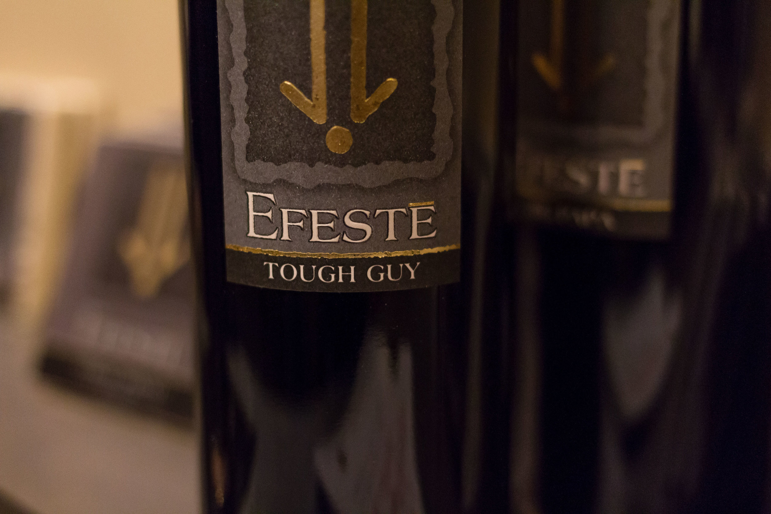 Help fund cures today! Proceeds of Tough Guy sales benefit the Leukemia and Lymphoma Society. Please note, to maximize fundraising discounts do not apply to this wine.
