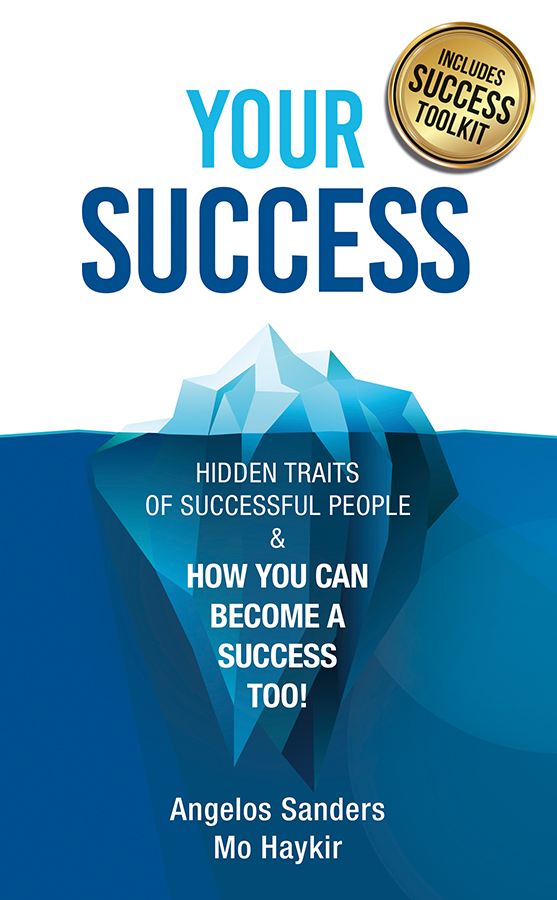 Your Success is out now! Click  here  to see it on Amazon.