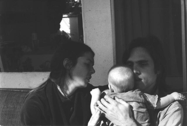 Sari with Eric Andersen & Debbie Green