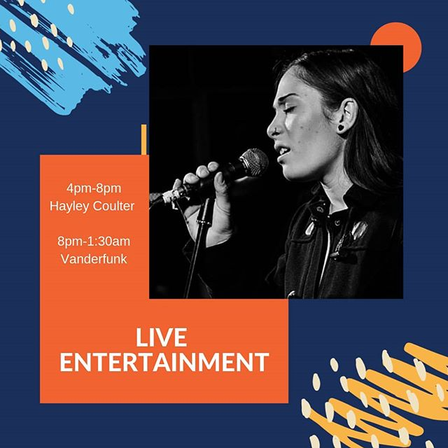 Sip on a cocktail while enjoying live acoustic sounds by @hazee_dayze for the perfect Sunday sesh at the Beer Garden. 🍹