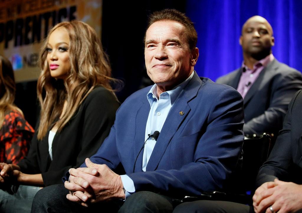 Arnold Schwarzenegger New Way California