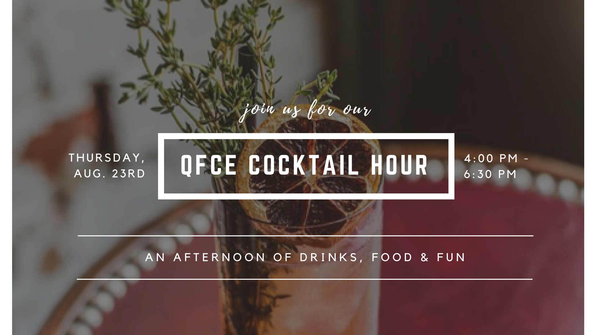 P.U.B. QFCE Cocktail Hour Banner.png