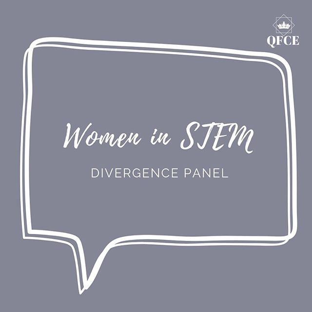 Meet our Women in Stem panel!!