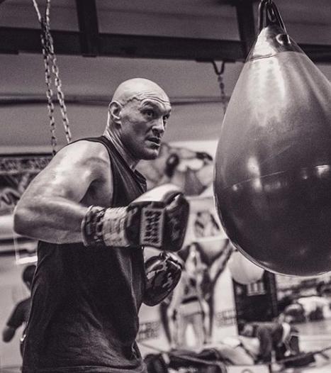 Heavyweight World Champion: Tyson Fury