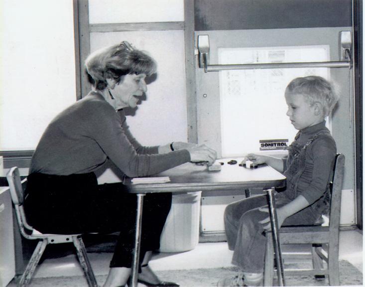 Barbara Torrence hired as Executive Director, 1962