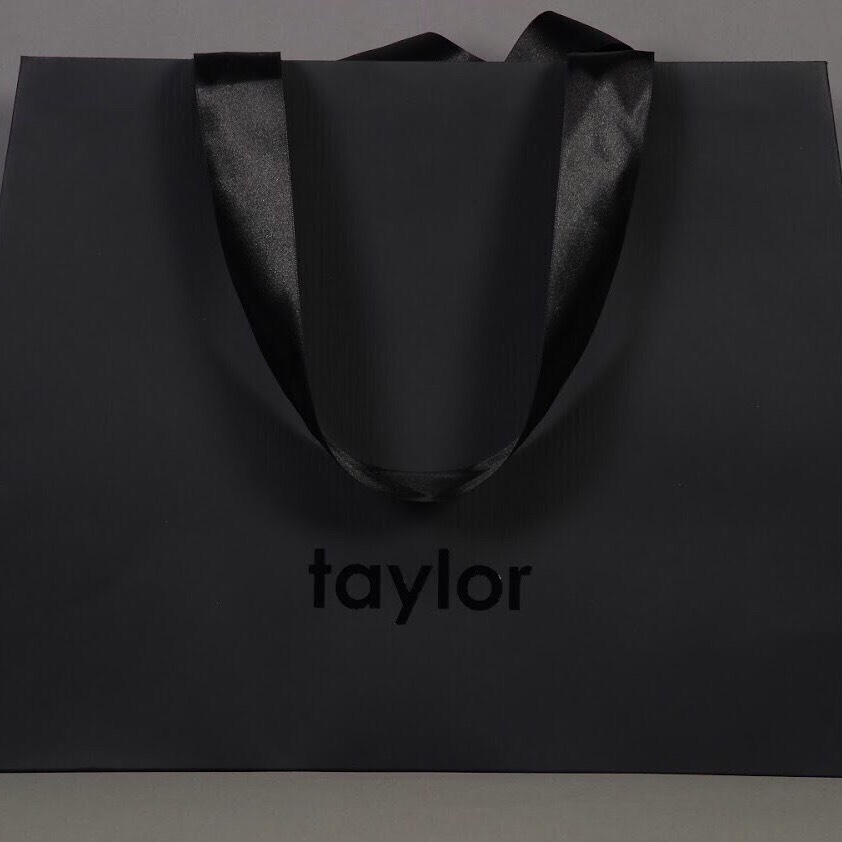 Taylor Boutique by Porter Packaging shot on out Horizontal Machine