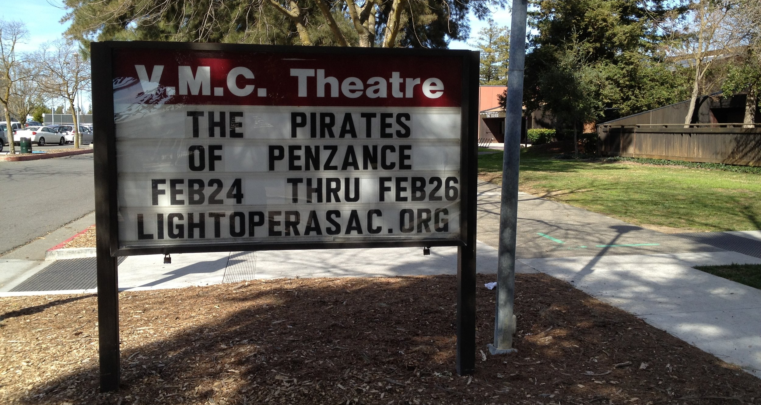 The Pirates of Penzance  (2012) in Davis, CA.