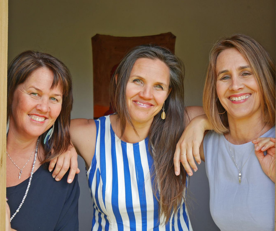 SISta trio - Jen has teamed up with her amazing, talented sisters, together they are 'Sista Trio' - a unique fusion of re-connection, naturopathy, yoga, sisterhood and fun!Sista Trio holds regular monthly bite-sized retreats, day-long, weekend-long and soon to be announced week-long retreats. The Power of Three! See events below for upcoming retreats.