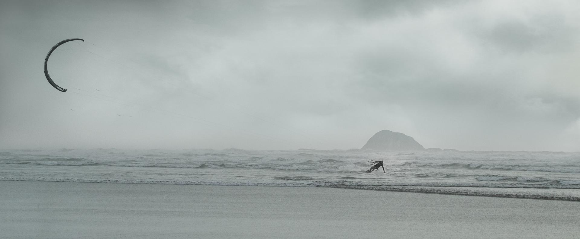 Muriwai kiter