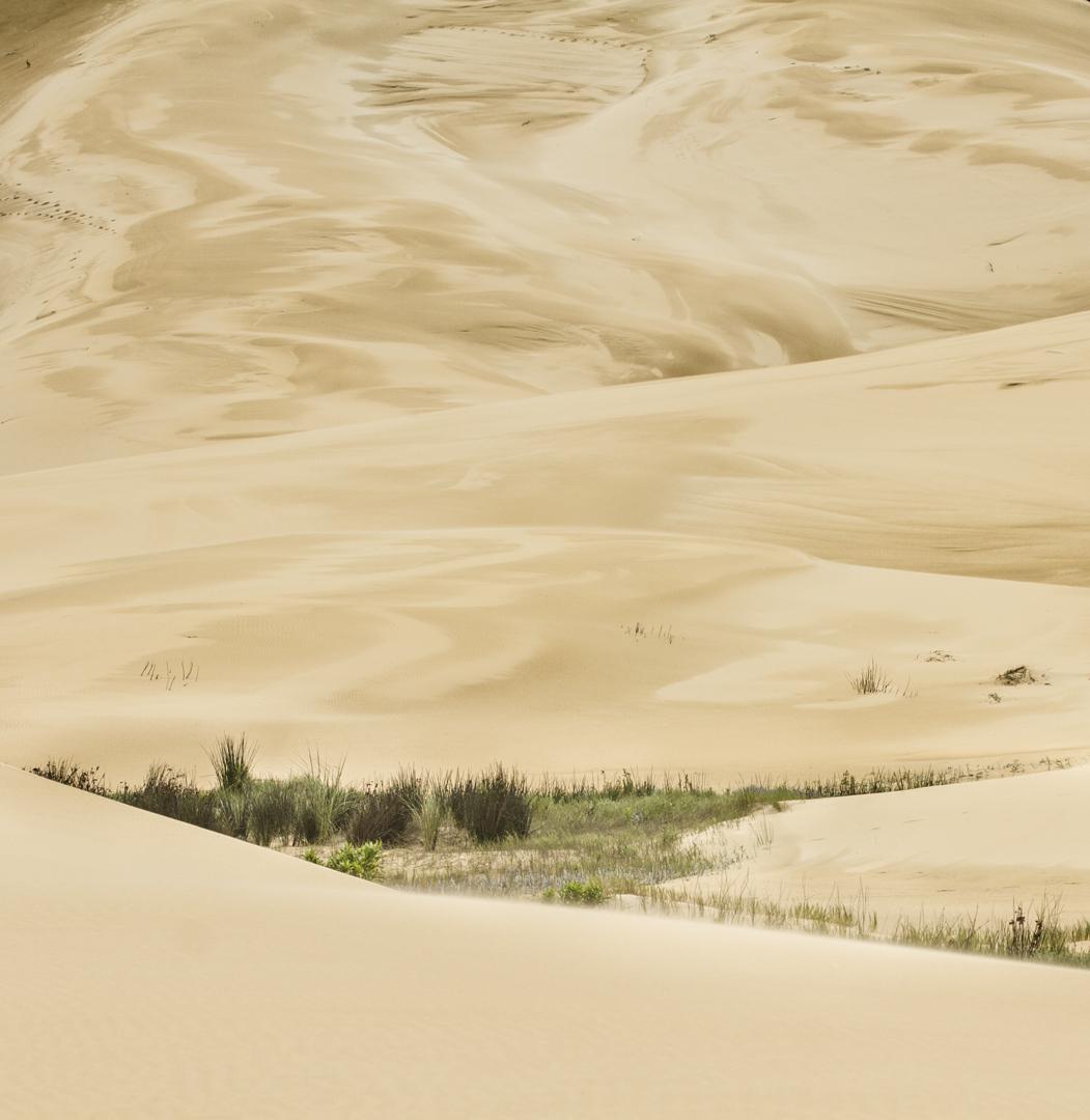Between the sands
