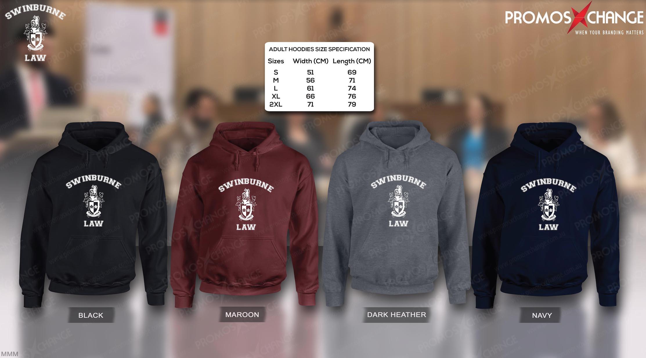 Swinburne Law Hoods by PromosXchange.jpg